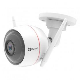 Caméra de surveillance sans fil Full HD EZVIZ C3W 1080p système de défense active et vision de nuit 30 mètres