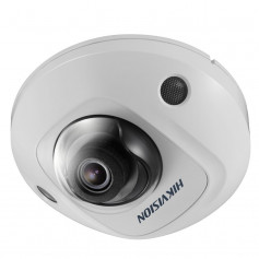 Caméra 4MP H265+ micro intégré Hikvision DS-2CD2543G0-IS IR 10 mètres