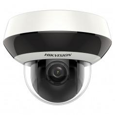 Caméra PTZ WIFI 4MP H265+ zoom x 4 Hikvision DS-2DE2A404IW-DE3/W IR 20 mètres