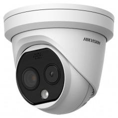 Caméra thermique et optique bi-spectre Hikvision DS-2TD1217-3/PA